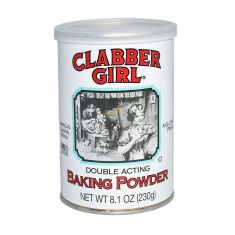 Double Acting Baking Powder (Clabber Girl) - 230 GM