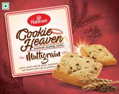 Haldirams Multigrain Cookies - 200 GM