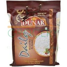Daily Basmati Rice Red Bag (Dunar) - 10 LB