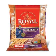 Chakki Atta (Royal)  - 20 LB