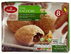 Haldirams Dal Kachori 8 pieces - 420 GM