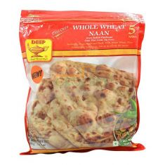 Bre Whole Wheat Naan (Deep) - 5 pc