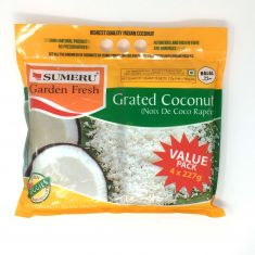 Frozen Grated Coconut (Sumeru) - 2 LB
