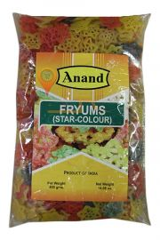 Anand Fryums Star Colour (Anand) - 400 GM