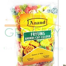 Anand Fryums Wheel Colour (Anand) - 400 GM