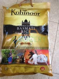 Basmati Rice - Long (Kohinoor) - 10 LB