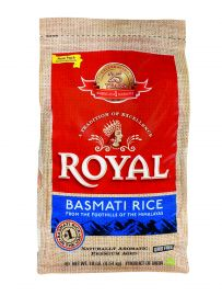 Basmati Rice (Royal) - 10 LB