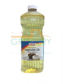 Pure Vegetable Oil (Parade) - 48 OZ
