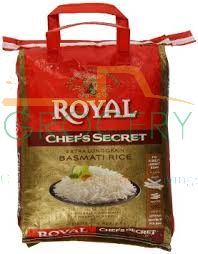 Chef Secret Xlong Basmati Rice (Royal) - 10 LB
