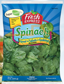Spinach Bag - Small (10 oz)