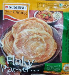 Frozen Flakey Paratha (Sumeru) - 5 pc