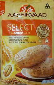 Whole Wheat SELECT Sharbati Atta (Aashirvaad) - 1 KG