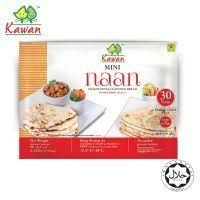Frozen Mini Naan (Kawan) - 30 pc