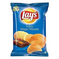 Magic Masala Chips (Lays) - 52 G