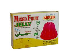 Mix Fruit Jelly (Ahmed) - 85 GM