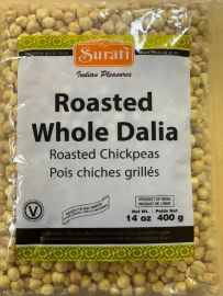 Roasted Dalia (Surati)- 400 GM
