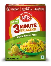 MTR Poha KhattaMetha Box -230 GM