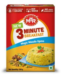 MTR Magic Masala Upma Box -230 GM