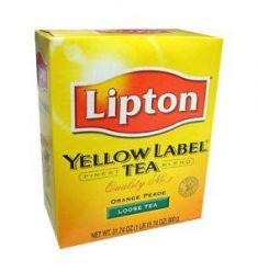 Yellow Lable Tea (Lipton) - 900 GM