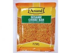 Sesame Chikki Bar  (Anand) - 200 GM