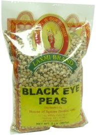 Black Eye Beans (Laxmi) - 2 LB