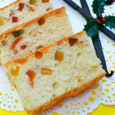 Fresh Fruit Cake (Hot Breads) - 400 GM