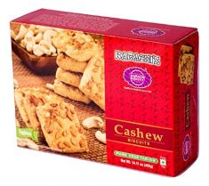 Cashew Biscuits (Karachi Bakery) - 400 GM