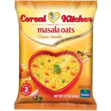 Tomato Masala Oats (Cereal Kitchen) - 34 GM