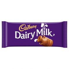 Dairy Milk Choc Medium - 110G