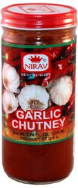 Garlic Chutney (Nirav) - 226 GM
