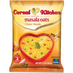 Classic Masala Oats (Cereal Kitchen) - 374 GM