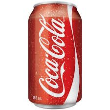 Coke Regular can 355ML