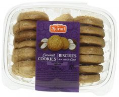 Coconut Cookies (Surati)- 340 GM