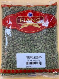 Green Chana (Hans) - 2 LB