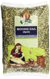 Moong Dal (Green Split - Chilka) (Laxmi) - 2 LB
