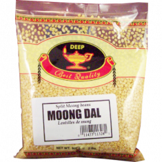 Moong Dal (Yellow)  (Deep) - 2 LB