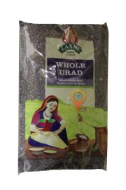 Urad dal Whole Black (Laxmi) - 2 LB