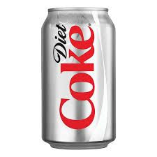 Diet Coke can 355ML