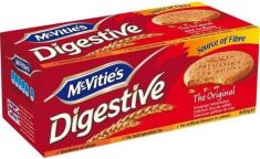 McVities Digestive Cookies (McVities) - 400 GM