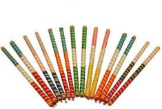 Dandiya Sticks - 1 Pair