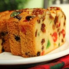 Fresh Fruit Cake (Hot Breads) - 280 GM