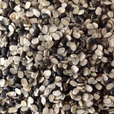 Black Urad Split with Skin Dal - 4 LB