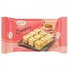 Butterscotch Soan Papdi (GRB) - 250 GM