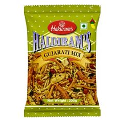 Gujrati Mix (Haldiram) - 200 GM