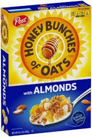 Honey Bunches Almonds