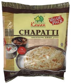 Frozen Chapathi  Family Pack (Kawan) - 30 pc