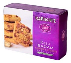 Cashew Almond Biscuits (Karachi Bakery) - 400 GM