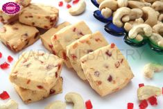 Assorted Cashew & Fruit Biscuits (Karachi Bakery) - 400 GM