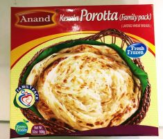 Frozen Kerala Parata Family Pack (Anand)- 2 LB