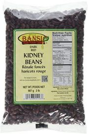 Red Kidney Beans (Dark) (Bansi) - 4LB